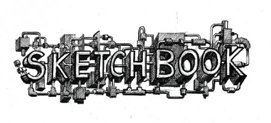 Marty Gregg's Sketchbook