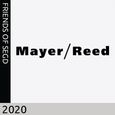 2020 Friends of SEGD - Mayer/Reed