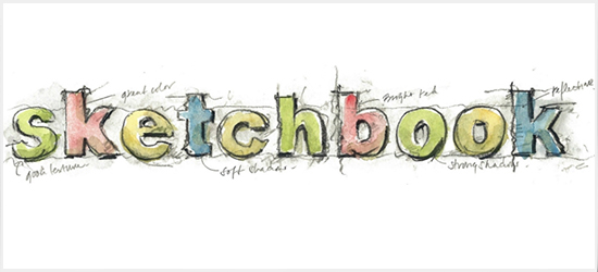 Header for Tim McNeil's Sketchbook