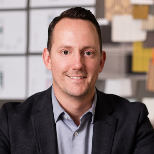 As Director, Mike Ruelman focuses on the relationship of graphic design and branded experiences in the built environment.