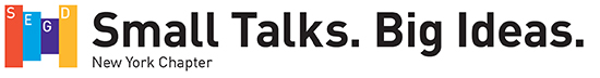 Small Talks. Big Ideas.