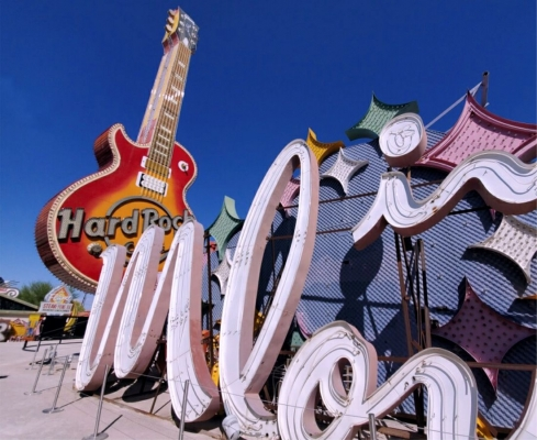 The Neon Museum - Las Vegas