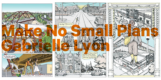 Make No Small Plans banner