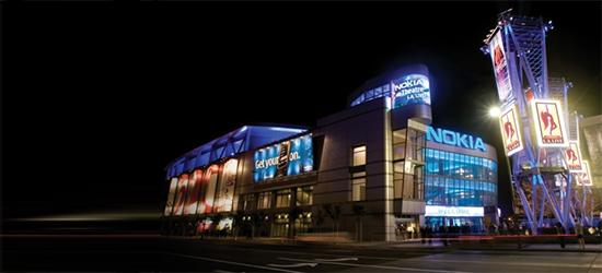 Nokia Center - LA Live Plaza