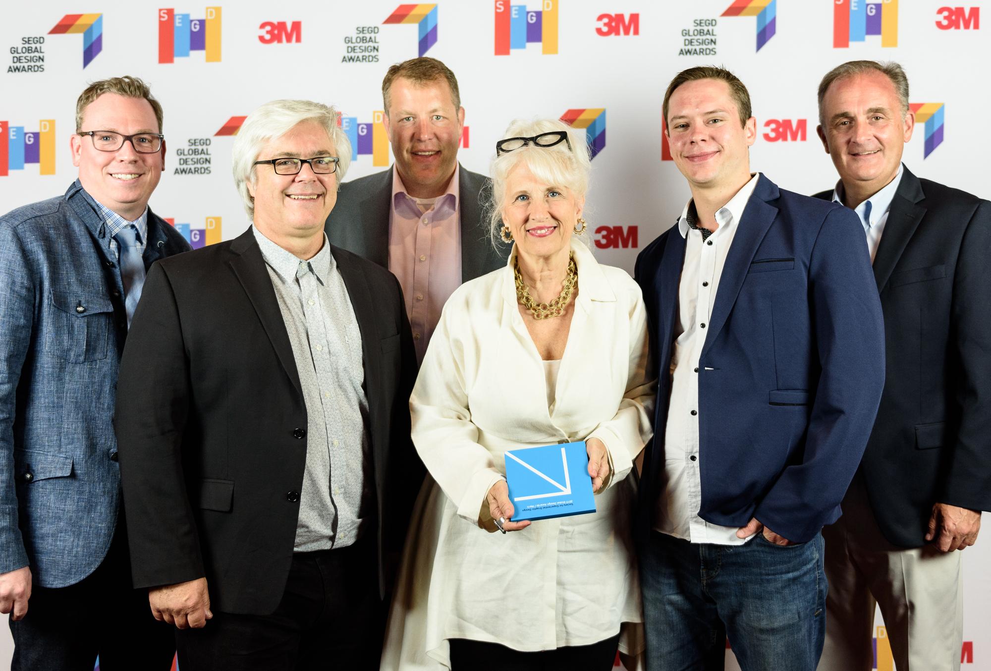 2019 Merit Award - Cardosi Kiper Design Group
