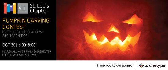 SEGD STL Pumpkin Carving Contest