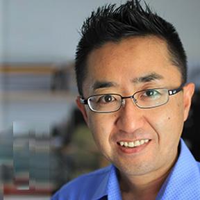Paul Nagakura, Design Director, Selbert Perkins Design, Los Angeles