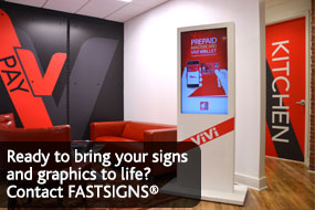 Fastsigns: Bring your signs and graphics to life