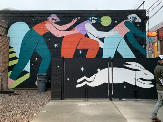 SEGD Denver RiNo Mural Tour