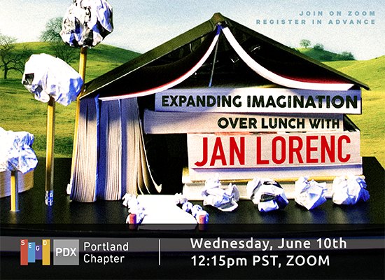 Expanding Imagination Over Lunch With Jan Lorenc