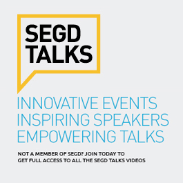 Connect to SEGDTalks Video Button