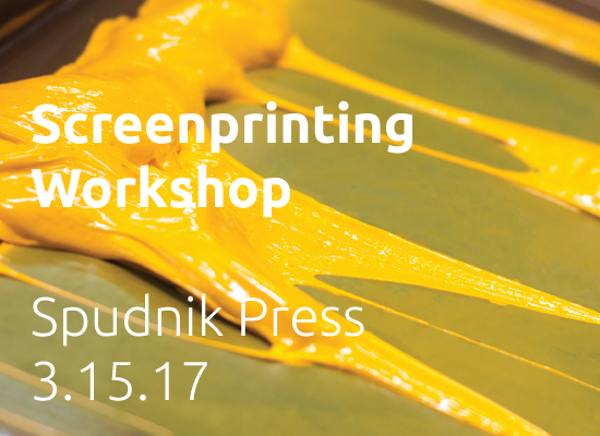 ScreenprintinWorkshop