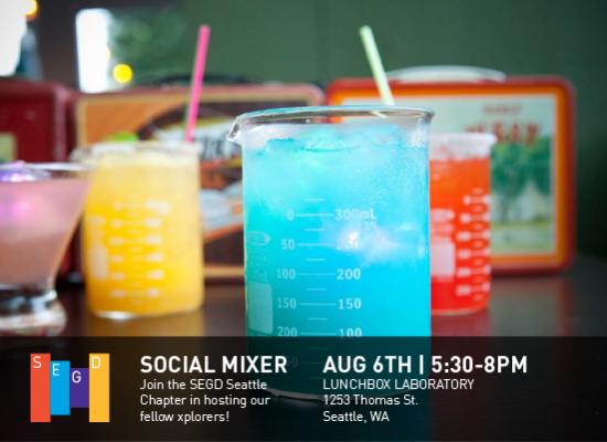 SEGD Seattle Social Mixer