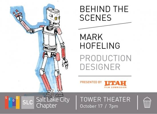 Behind the Scenes: Mark Hofeling, Production Designer