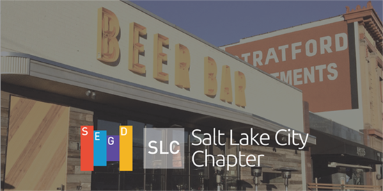 Salt Lake City Chapter Meet + Greet, January 19th