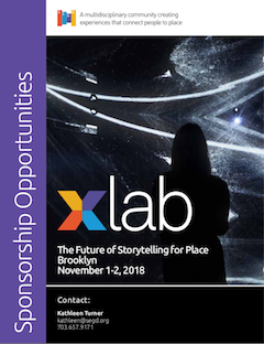 Xlab 2018 Sponsorship Opportunities