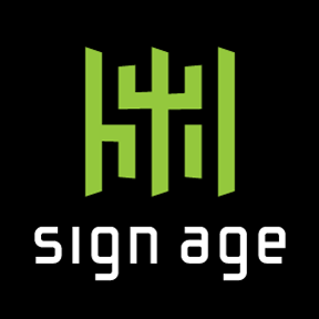 Sign Age Inc. Logo