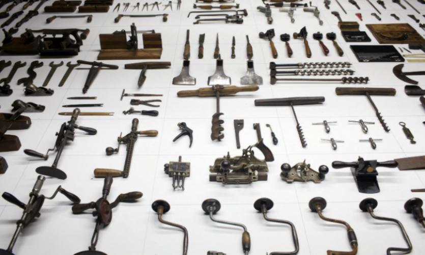 south street seaport museum tool exhibit segd