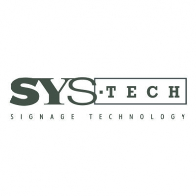 Systech Signage Technology Logo
