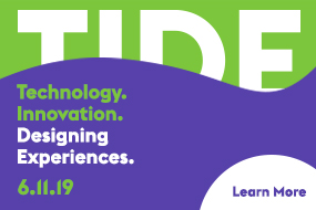 AVIXA/ Tide Conference Ad Banner
