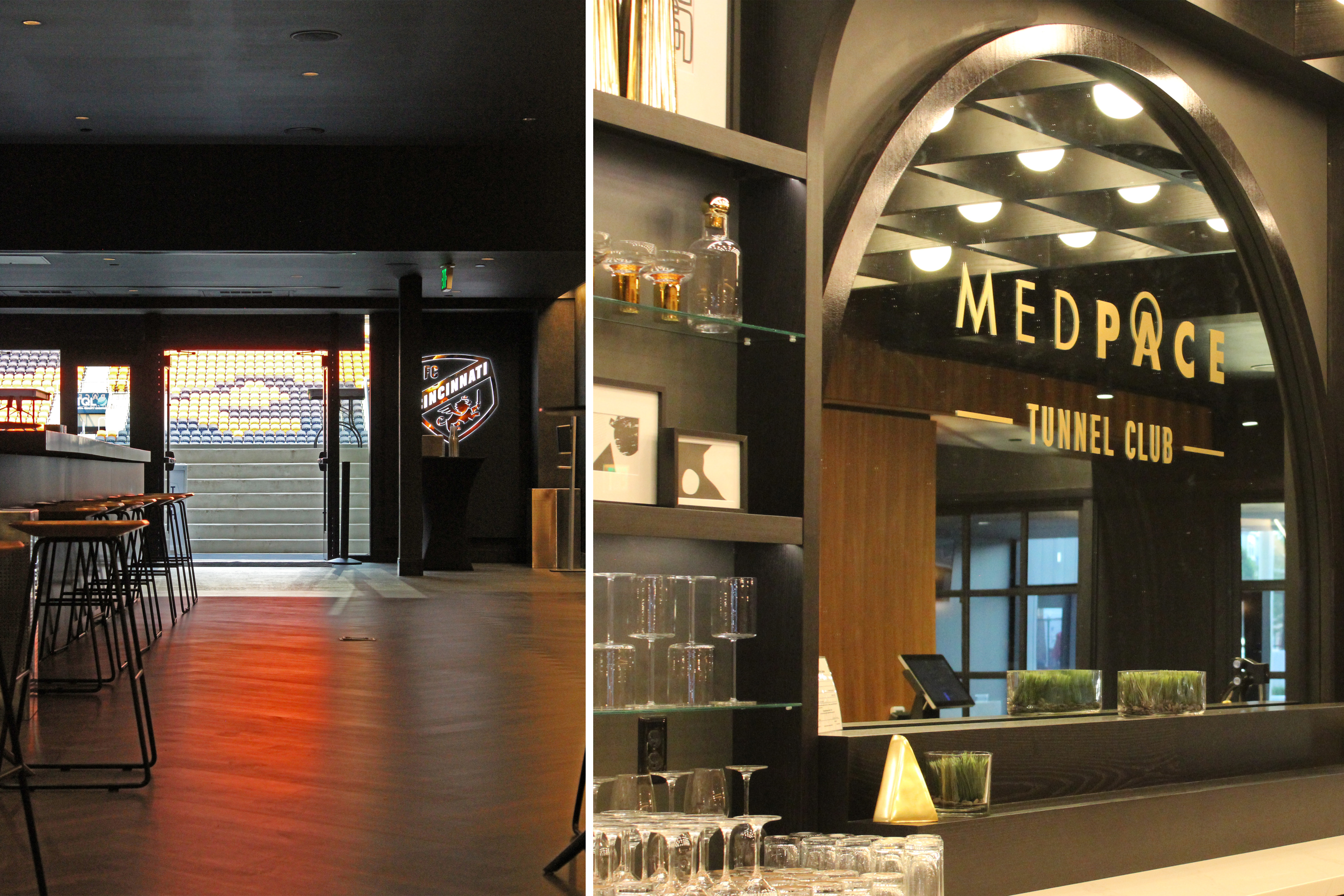 Medpace Tunnel Club