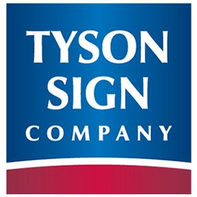 Tyson Sign Company Logo