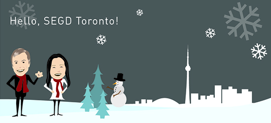 Holidays image for Toronto WELCOME to the SEGD Website