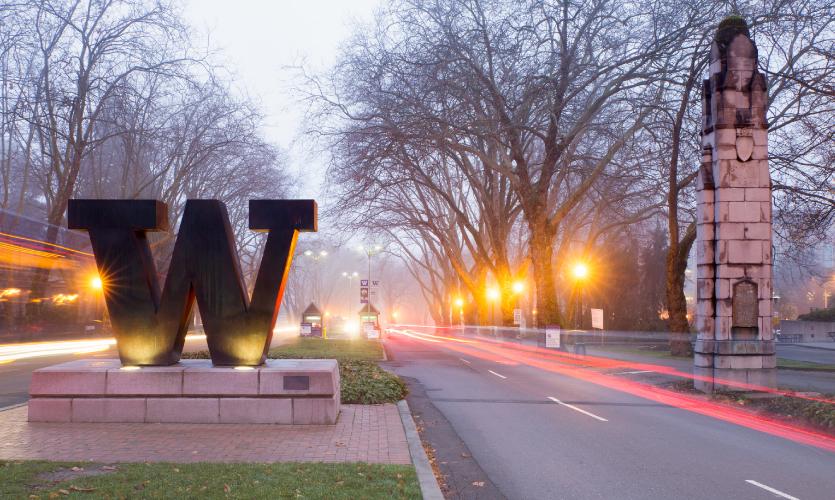 an unexpected w at the university of washington segd
