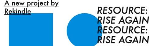 Rekindle talk: Design for Reuse