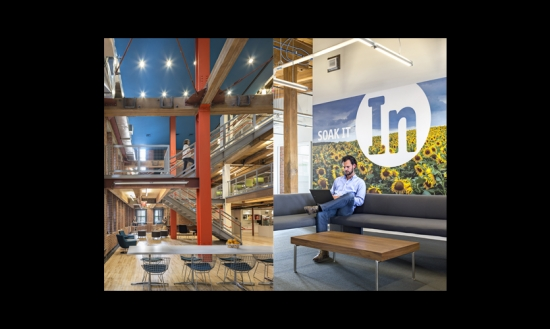 Tour of New LogMeIn Headquarters