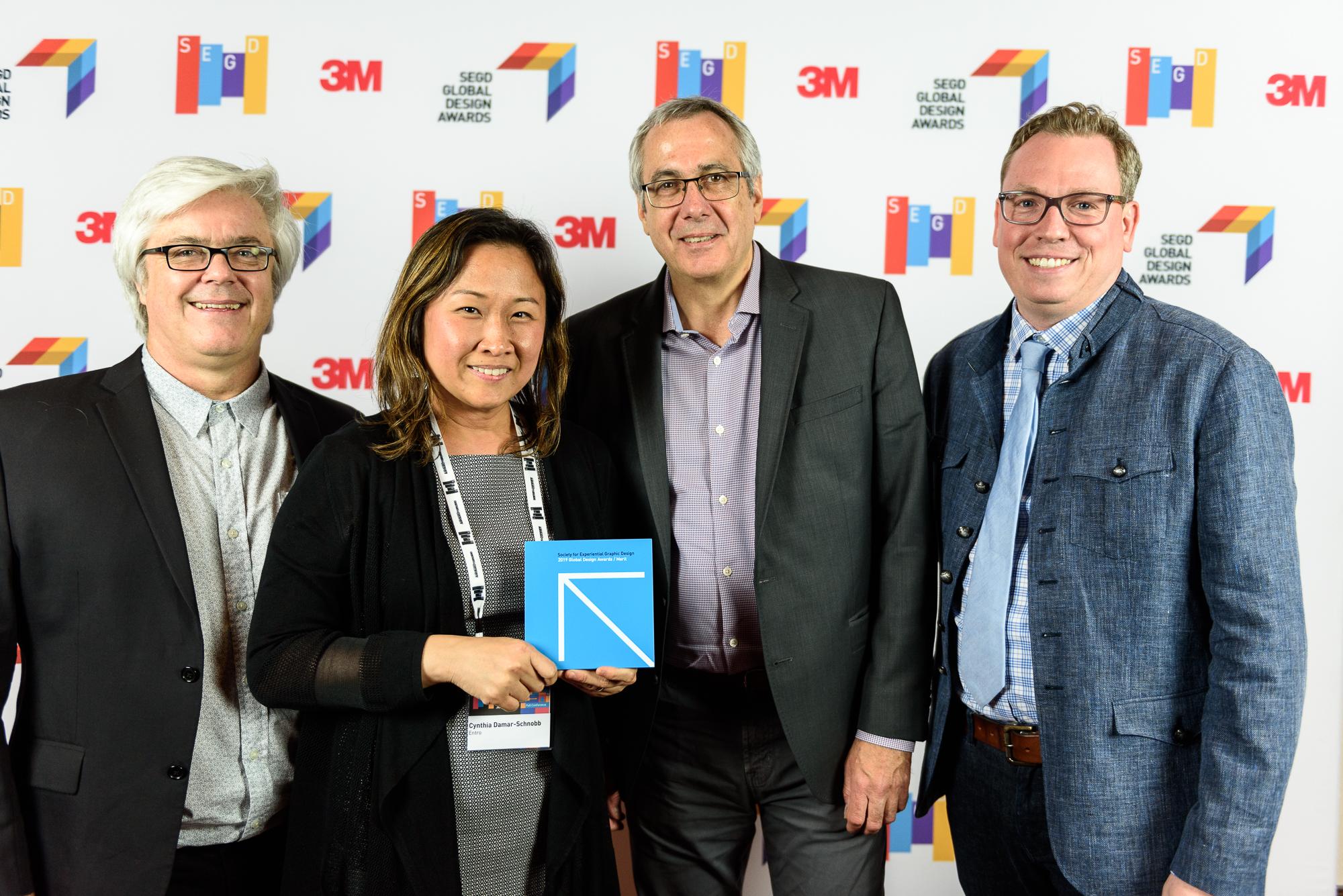 2019 Merit Award - Entro