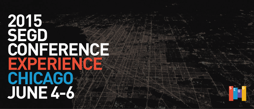 2015 SEGD Conference Chicago Graphic Header