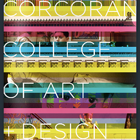Corcoran College of Art + Design logo