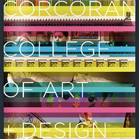 Corcoran College of Art + Design logo