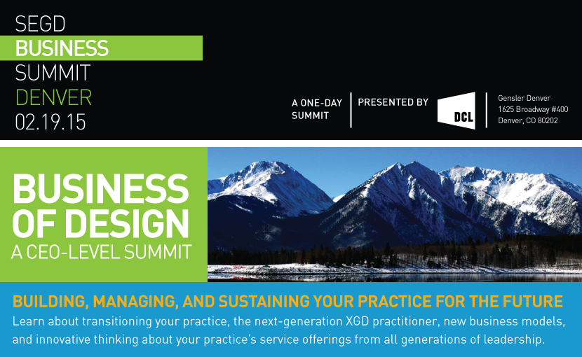 2015 Business of Design Summit Header