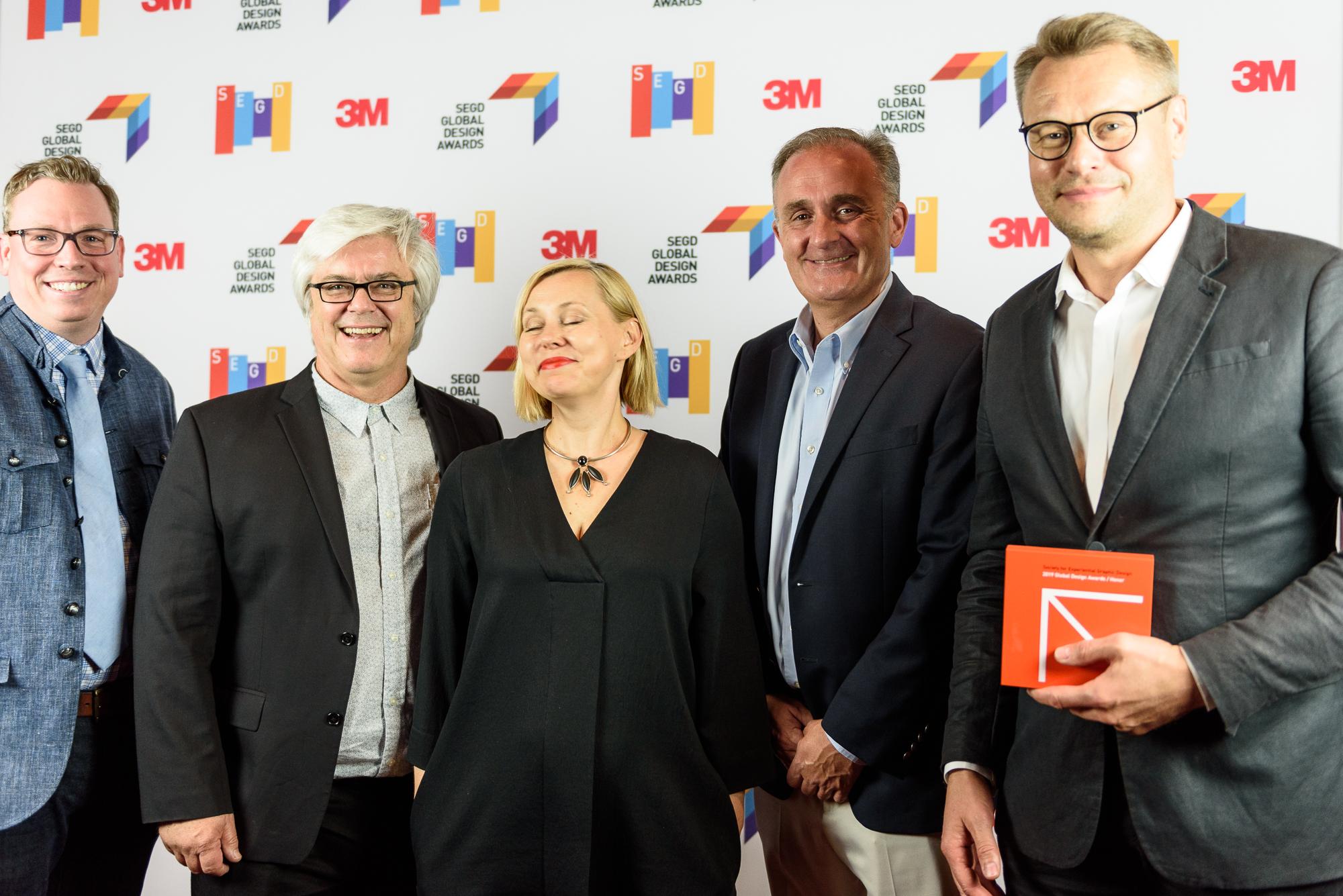 2019 Honor Award - Design Studio H2E