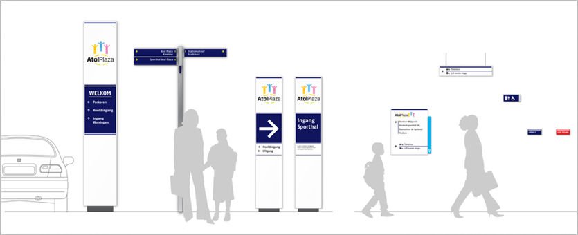 designworkplan introduction to wayfinding and signage design