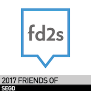 fd2s, 2017 Friend of SEGD