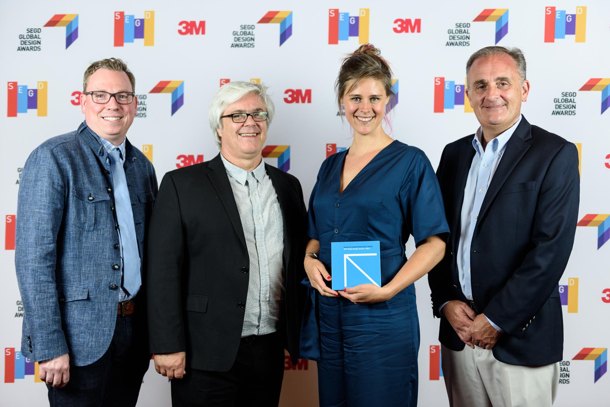 2019 Merit Award - Gagarin