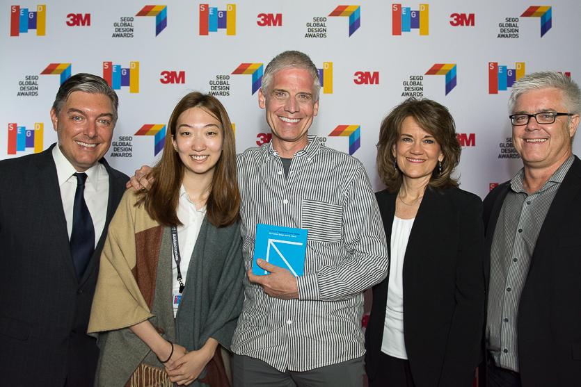 Casson Mann, 2017 SEGD Global Design Awards, Merit Award