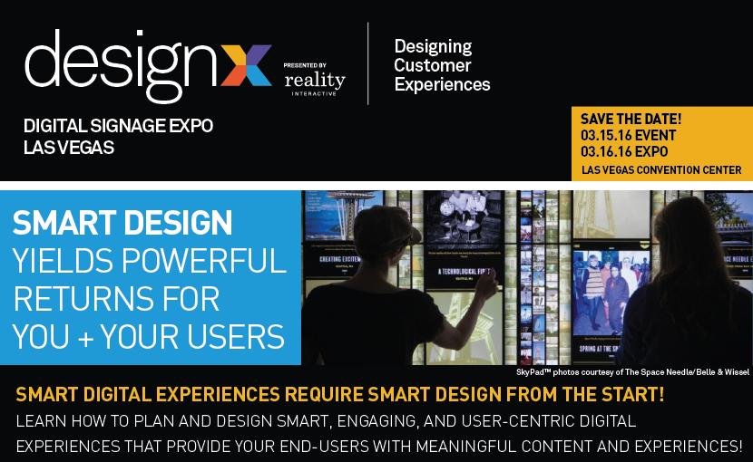 DesignX Event Header