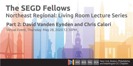 N.E. Regional: Living Room Lecture Series Presents Part 2: David Vanden Eynden & Chris Calori