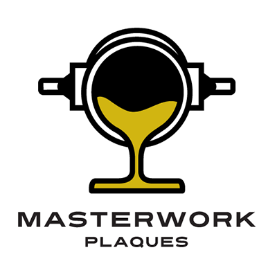 Masterwork Plaques Logo