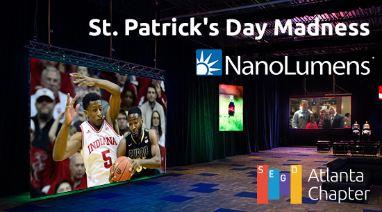 NanoLumens St. Patrick's Day Madness