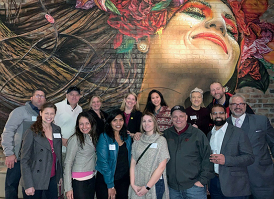 SEGD Houston 1st Anniversary was a success!