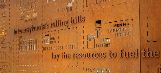 Railroads, Research and Rust at Philadelphia's Rail Park