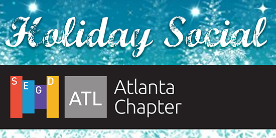 SEGD ATL Holiday Social