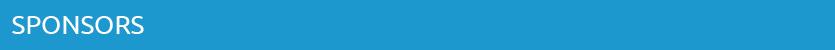 2016 Webinar Sponsor