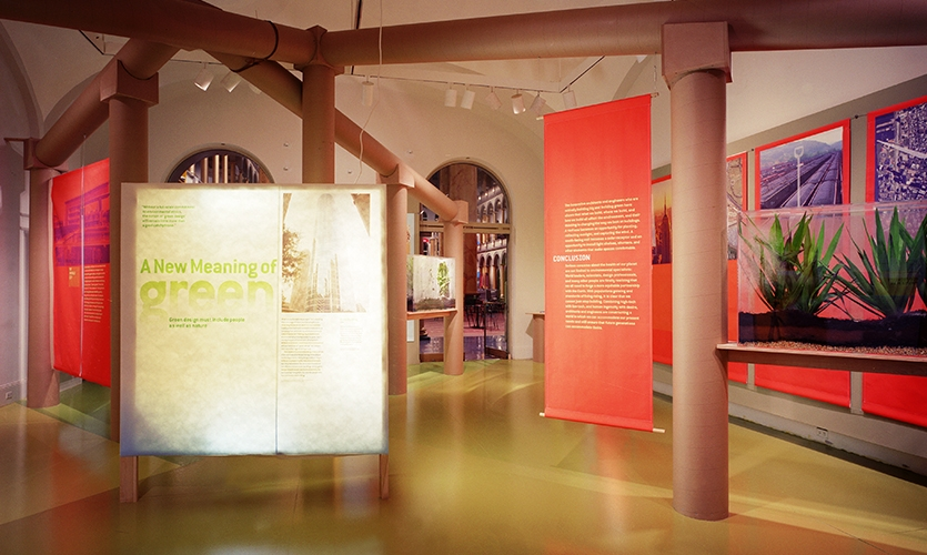 New Meaning of Green, Big & Green, David Gissen, Curator National Building Museum, Pure + Applied & James Hicks