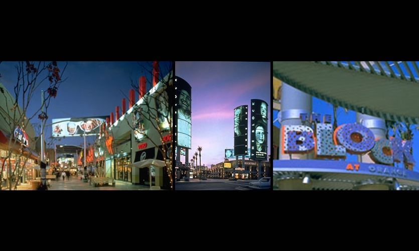 Retail Center Design, The Block at Orange, The Mills Corporation, CommArts
